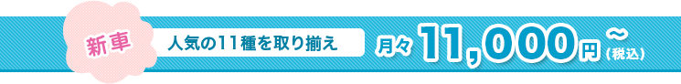 月々10800円税込